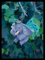 The Elephary Queen by sevenwillow