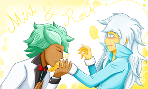 CookieRun : Hand Kiss by Violet-Tarita