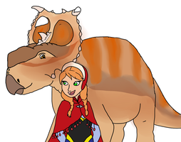 request Anna And Patchi by ninjademontamer