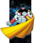Space Ghost by FMCuonzo