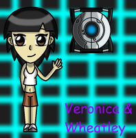 Veronica And Wheatley 2 by QueenSilvia95