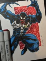 Venom by amonkeyonacid