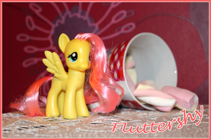 + Fluttershy + by Kamisia