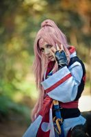 Baiken. I can see you by Isawa-Hiromi