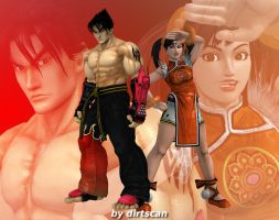 Jin And Xiaoyu SFXT Partners by dirtscan