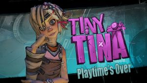 Tiny Tina Borderlands 2 by BL4UPUNKT