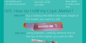 copic marker tutorial by hallistorkx3