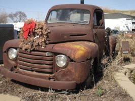 Neglected Ford by MarksA-C