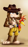 Because Westerns are COOL by Nintendo-Nut1