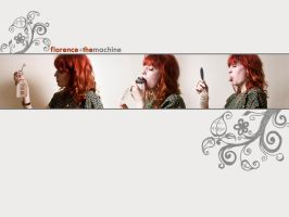 Florence + the Machine by darklordica