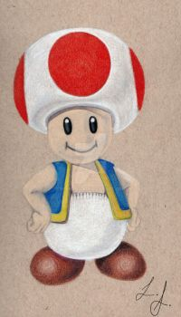 Toad by Whimzart