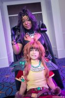 The Slayers Excellent Cosplay by TechnoRanma
