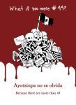 Ayotzinapa (English) by CandyDeChocolate