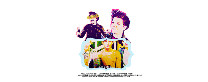 Louis GIF by victoricaDES