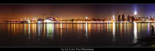La La Love You Panorama by kr8zie-xc
