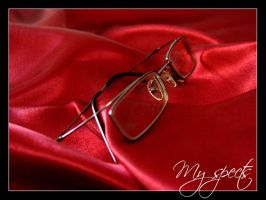 My spects by mustange