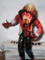 Headcrab Zombie Custom Figure by BloodySloth
