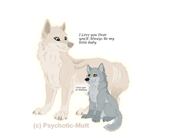 Forever My Baby by Psychotic-Mutt