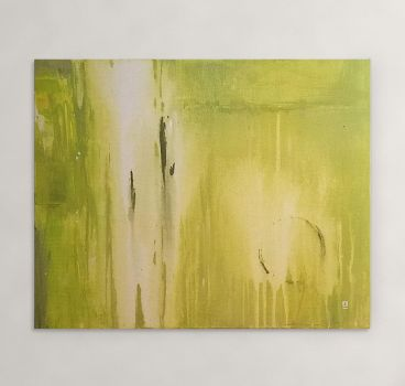 Marquee - Original Abstract Acrylic Painting by Acrolyth