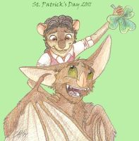 St. Patricks Day 2011 by Ski-Machine