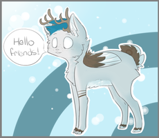 Hello Deery by Chiiboo