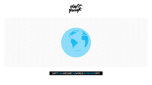 Daft Punk Around the World by wiirock