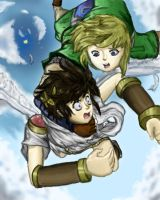 This isn't my Loftwing by Steam-maiden