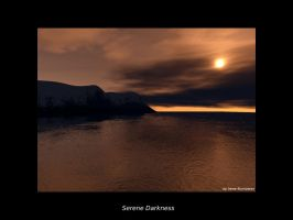 Serene Darkness by cionia