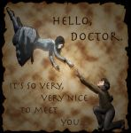 Hello, Doctor. by SomaX