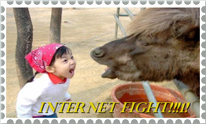 INTERNET FIGHT by 691