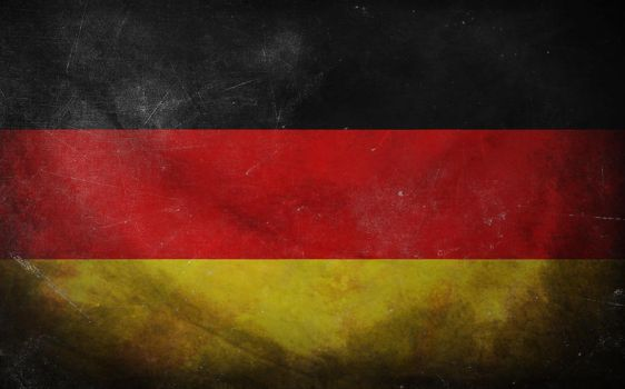 Flag of Germany by arj-89