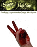 Beautiful Mutations ~ Blood and Peace by VelmaGiggleWink