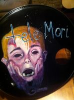 tele mori drum head by SlySam