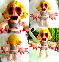 L4D The Witch plush commission by P-isfor-Plushes