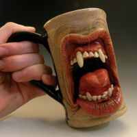 The Son of the Morning Beast Mug - FOR SALE by thebigduluth