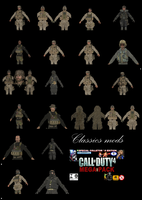 CALL OF DUTY 4 MEGA PACK BY SID by sidneymadmax