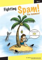 fighting spam's cover by tsugami