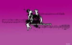 Music moves the world by Fdosalom