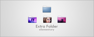 Extra folder - elementary by legnis