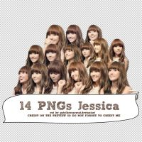 PNG Pack #3: Jessica by gatothecrazycat