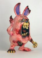 Peter Rottentail Zombunny 2 by TKMillerSculpt