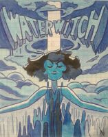 Water Witch (Lapis Lazuli) by mahmusx