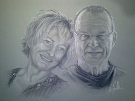 portraits by deathtrap9