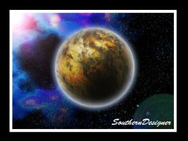 Dessert Planet by SouthernDesigner