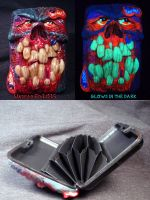 Zombie Wallet by Undead-Art