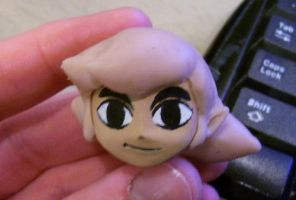 Toon Link - WIP by Lalam24