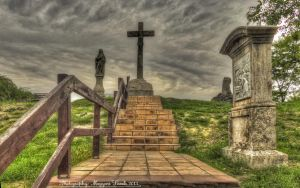 The Calvary.   HDR. by magyarilaszlo