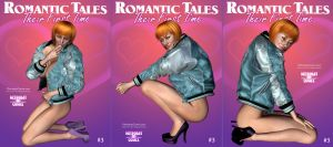 Romantic Tales: Their Frist Time chapter 3 covers by Happenstance6
