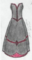 Prom Dress-Back, Request by Lord-Malachi