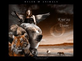 Ruler of Animals by coinside
